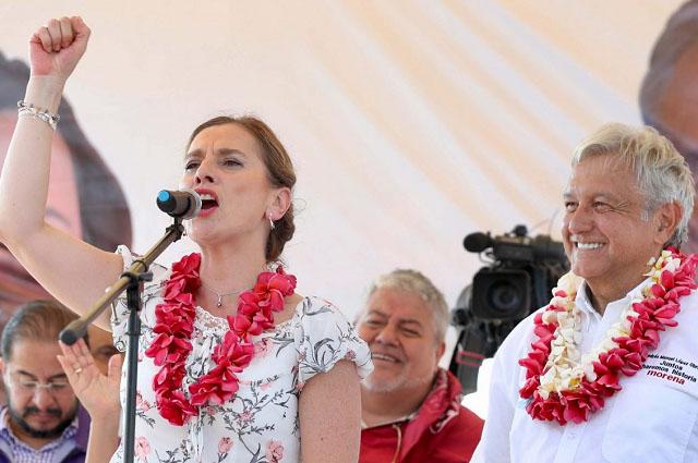 Beatriz Gutiérrez Müller plantea terminar con la figura de Primera Dama