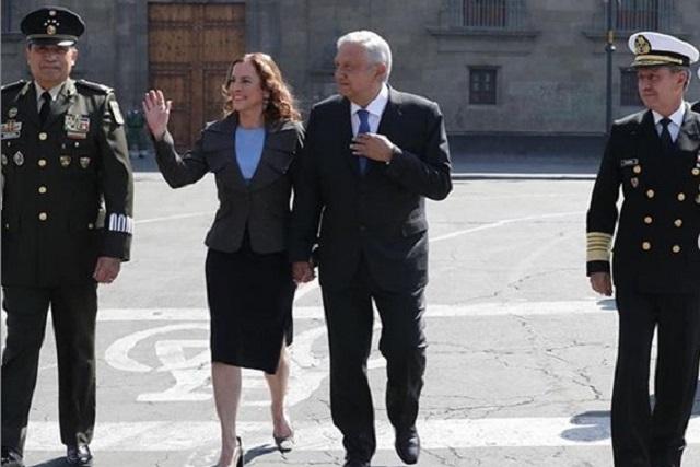 Gutiérrez Müller se deslinda de la renuncia de Maccise al Conapred