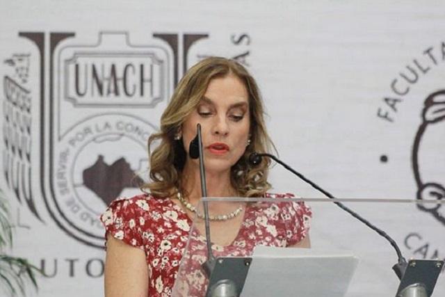 Foto: Así luce a Beatriz Gutiérrez Müller sin gota de maquillaje al aire libre