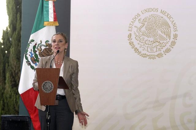 No soy médico: respuesta de Beatriz Gutiérrez que la hace blanco de críticas