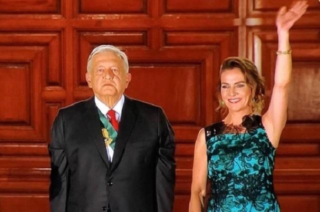 ¿Cuánto costó vestido de Beatriz Gutiérrez para noche del Grito?