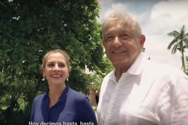 Beatriz Gutiérrez gana premio a mejor spot electoral, con el tema Hoy despierto
