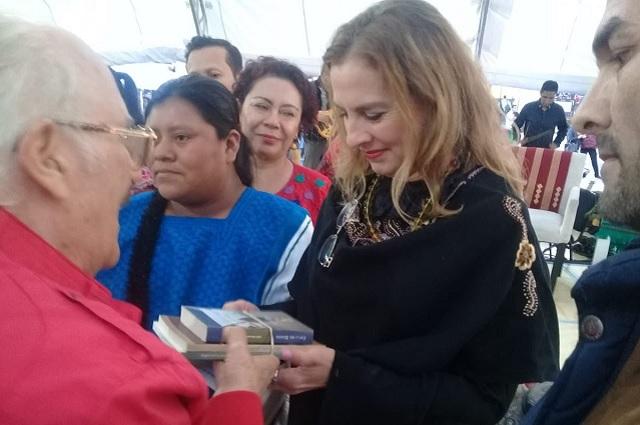 Con los niños no, dice Beatriz Gutiérrez a El Universal por texto contra su hijo