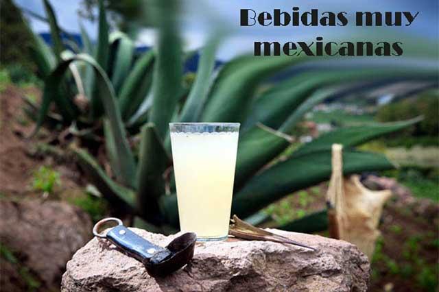 Las tres bebidas más alegres y representativas de México