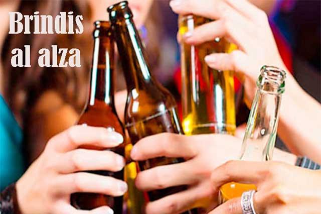 Aumento de los problemas con la bebida