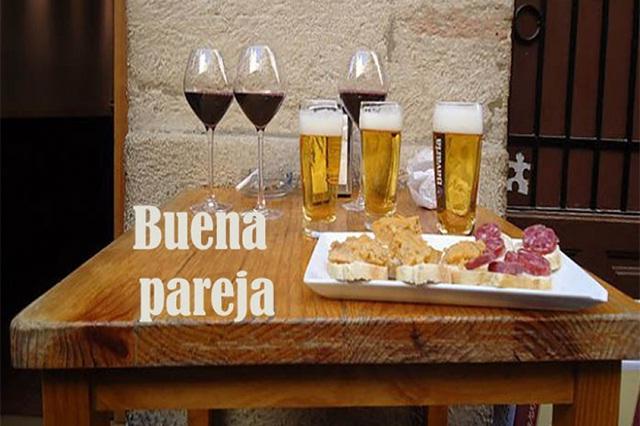 Salud con vino, cerveza o pulque brinda bienestar