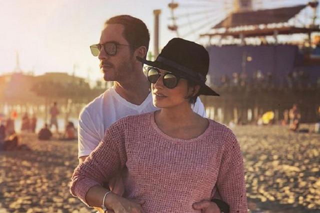Ailsinn Derbez y Mauricio Ochmann tendrán a su bebé en Estados Unidos
