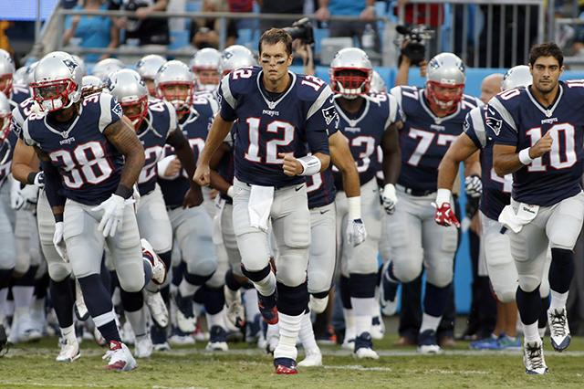 ¡Ya hay final! Tom Brady y los Patriots por la historia ante Filadelfia