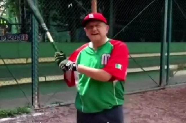 AMLO rechaza invitación a juego de Grandes Ligas de Astros de Houston