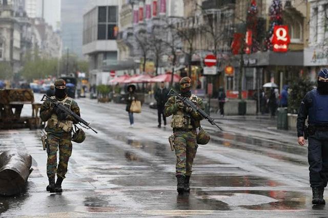 Caen en Bélgica 6 personas vinculadas al ataque terrorista a Bruselas