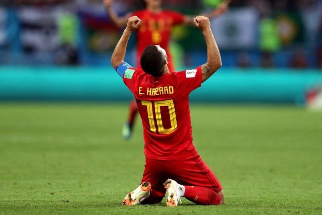 Bélgica sigue impresionante, derrota a Brasil y ahora va contra Francia