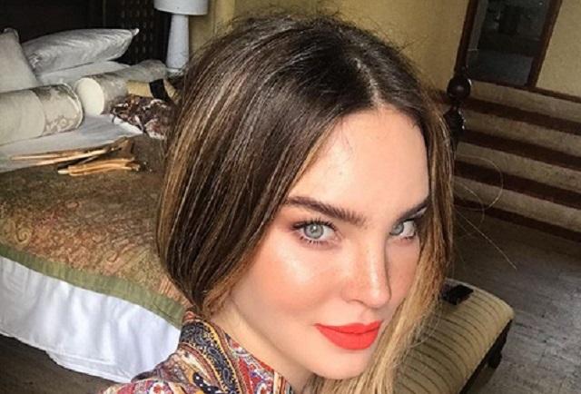 Periodista falla y dice Belinda es mexicana e insinúa que es interesada