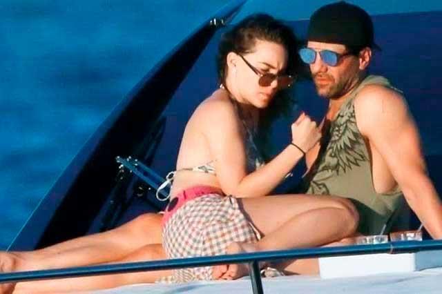 Belinda y Criss Angel se ponen románticos en Twitter
