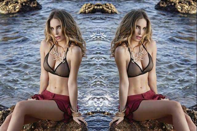Belinda llega a 3 millones de seguidores y festeja con fotos sexys en video