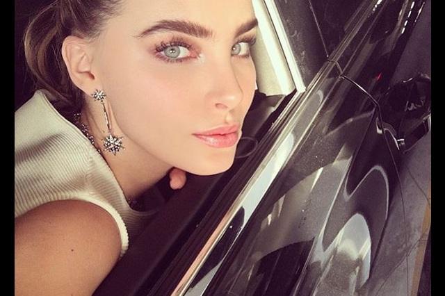 Belinda festeja que tiene 4 millones de seguidores en Instagram