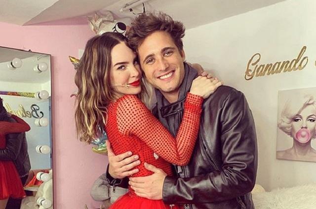 ¿Desde cuándo se conocen Diego Boneta y Belinda?