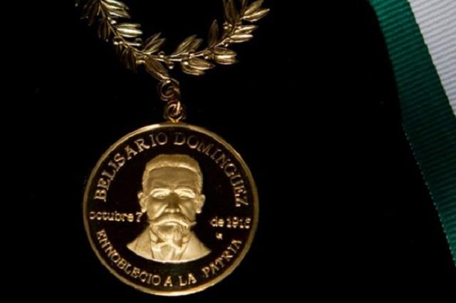 La medalla Belisario Domínguez a personal de salud anti Covid