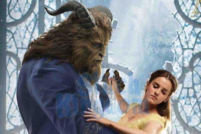 Estrena Disney tráiler de La Bella y la Bestia con Emma Watson