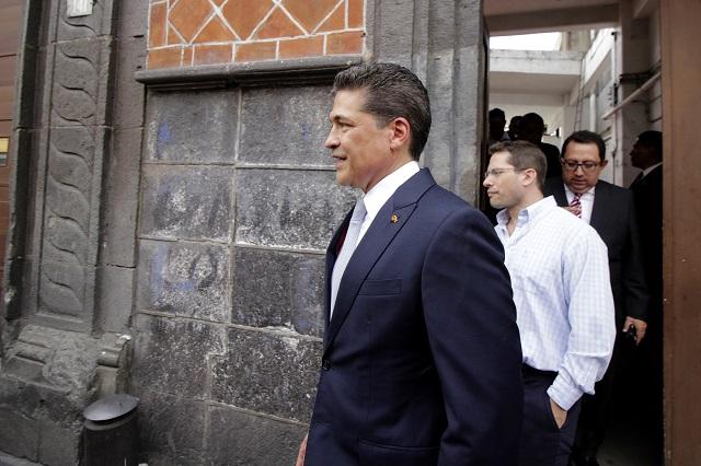 Justifica Jorge Cruz apoyo a Moctezuma en SEP