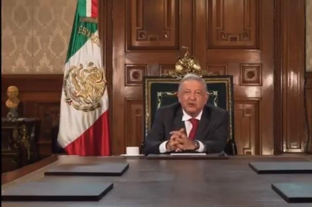 AMLO dice que Benito Juárez influyó en nombre de Mussolini