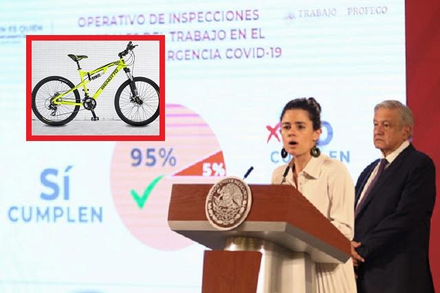 Bicicletas Benotto habría escondido a 350 trabajadores para no frenar actividades