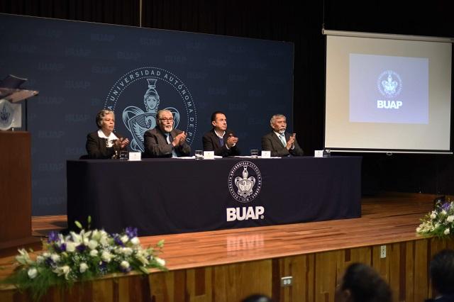 Fortalecer el bachillerato es una prioridad de la BUAP: Bernal