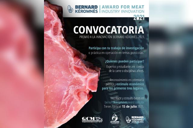 Convoca Granjas Carroll al Premio a la Innovación Bernard Kéromnès