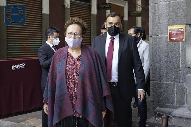 Morena procederá contra Barbosa o Biestro si apoyan al PRIAN: Luján