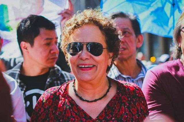 Yeidckol no se saldrá con la suya, sí habrá congreso: Bertha Luján