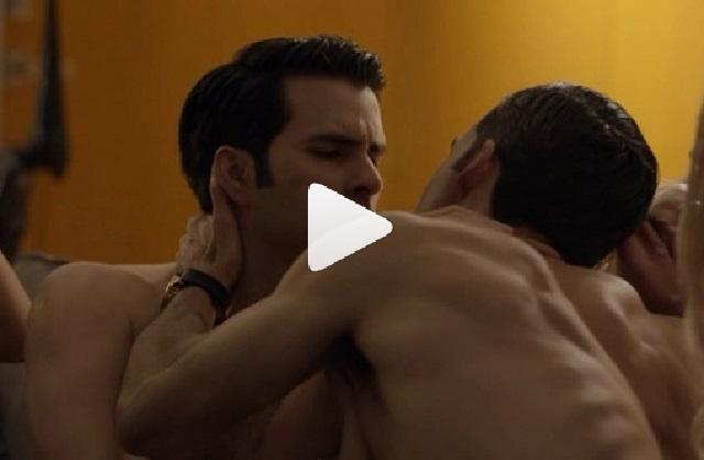 Polémico video de escena gay en el Señor de los Cielos escandaliza