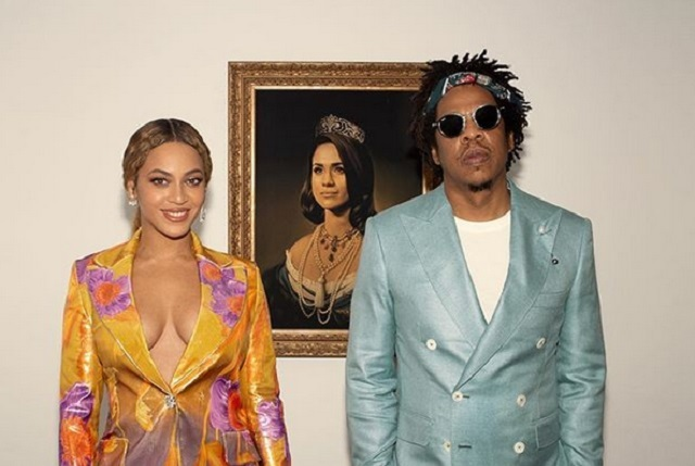 Beyoncé se pone celosa por mujer que se acercó a su esposo