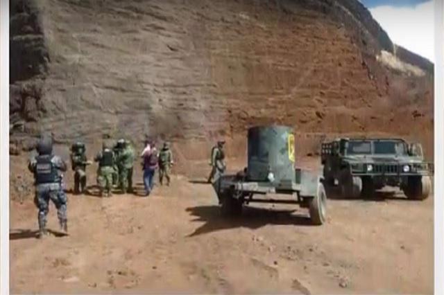 Sólo 2 empresas fabrican explosivo que sembraron en vehículo de Salamanca