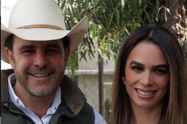 ¿Biby Gaytán y Eduardo Capetillo viven crisis matrimonial?