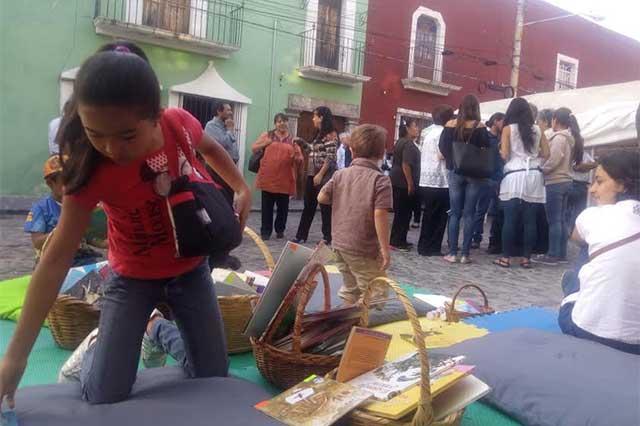 Consejo de Lectura de Puebla reabre biblioteca en lugar propio