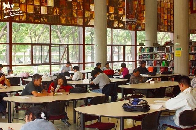La biblioteca es trascendental para formación de estudiantes