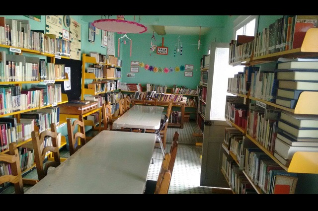 Desechan 200 libros de las bibliotecas de Atlixco