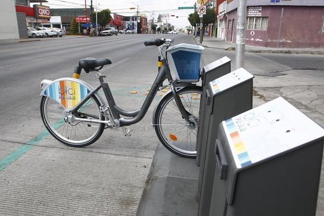Sistema de bicicletas falló por que apresuraron su inauguración, acusan