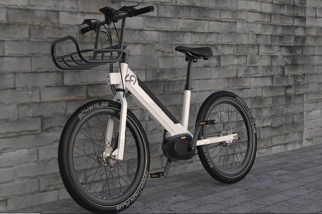 Desarrollan bicicleta eléctrica para préstamo público