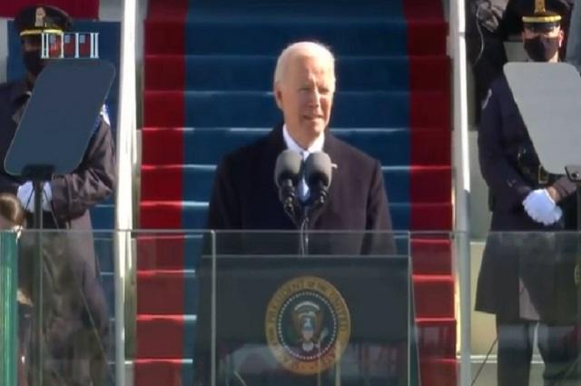 10 datos interesantes sobre la toma de posesión de Joe Biden
