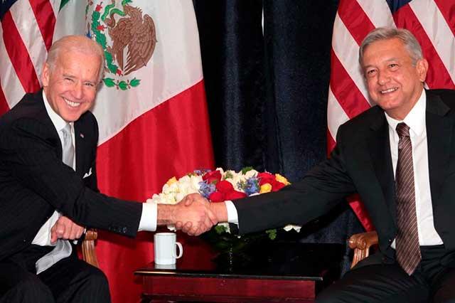 Joe Biden envía carta a AMLO sobre tema migratorio