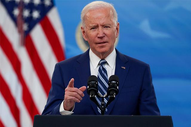 EUA defenderá a Taiwán si China lo ataca, advierte Biden