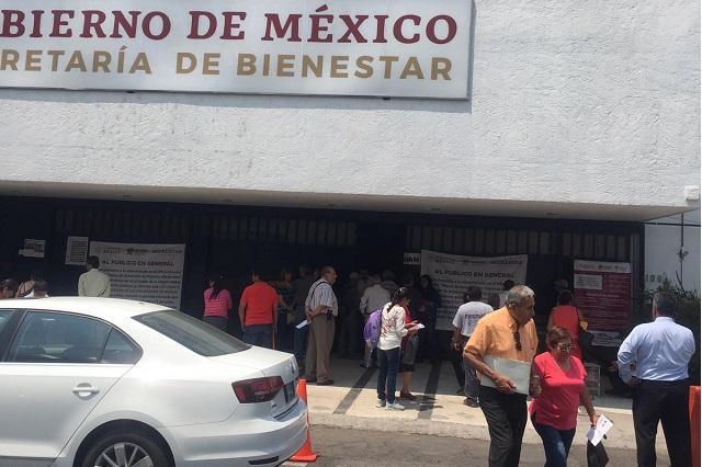 PAN denuncia entrega de tarjetas del Bienestar en veda electoral