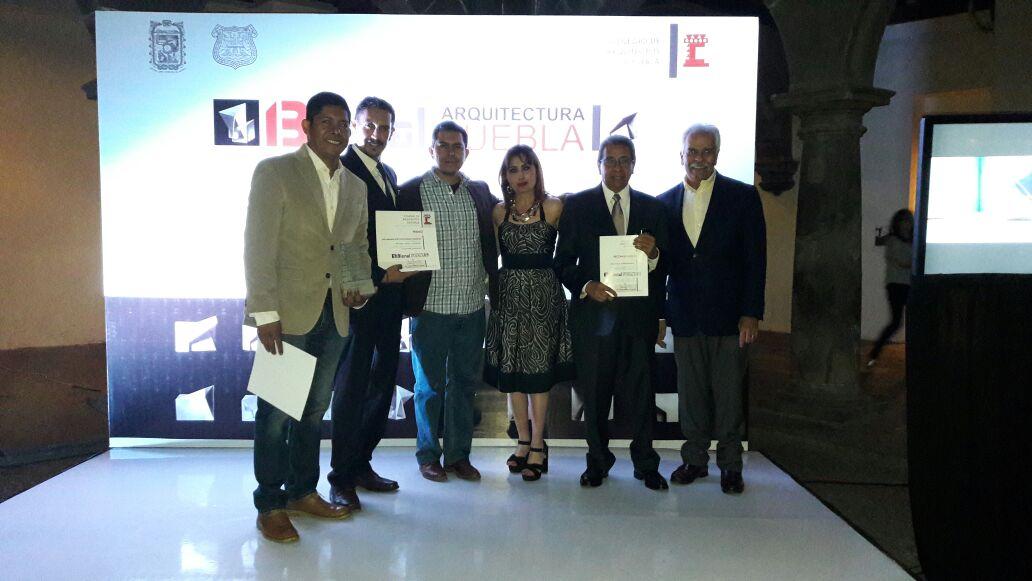 Arrasa la Ibero en premios de arte, diseño y arquitectura