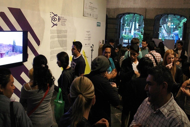 Inauguran muestra de la Tercera Bienal De Videarte y Animación