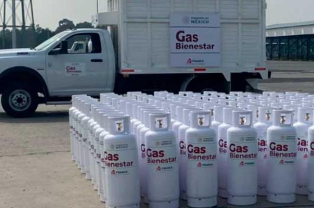Gas Bienestar generaría 2.3 mdp diarios a Pemex