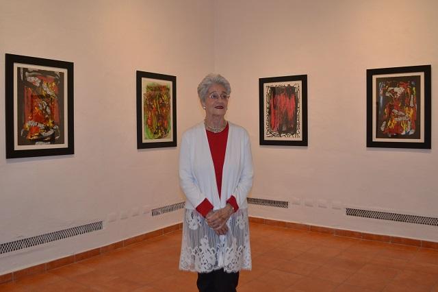 Inaugurará la BUAP exposición de Patricia Fabre