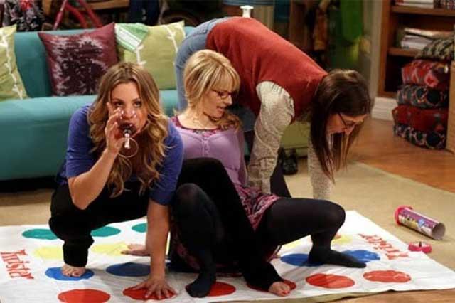 Difunden que actrices de The Big Bang Theory tienen diferencias