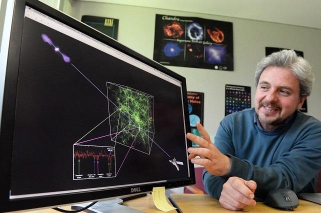 UNAM participa en estudio que fortalece teoría del Big Bang