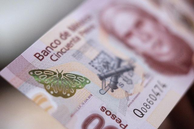 El ajolote ocupará el lugar de José María Morelos en billetes de 50 pesos