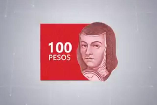 Nuevo billete de 100 pesos circulará a partir de julio de 2020